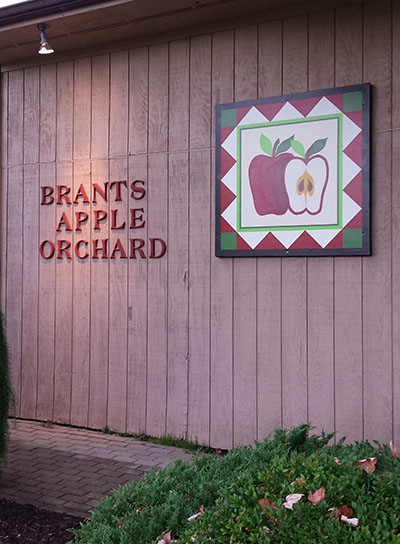 brants outside