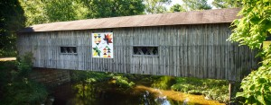 header image Ashtabula County barn quilt trail