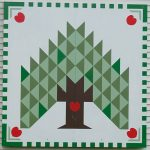 tree of life barn quilt